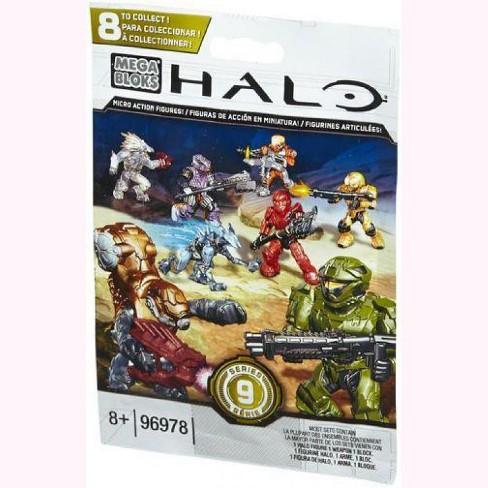 Mega Bloks Halo Series 9 Minifigure Mystery Pack #96978-9 - image 1 of 2