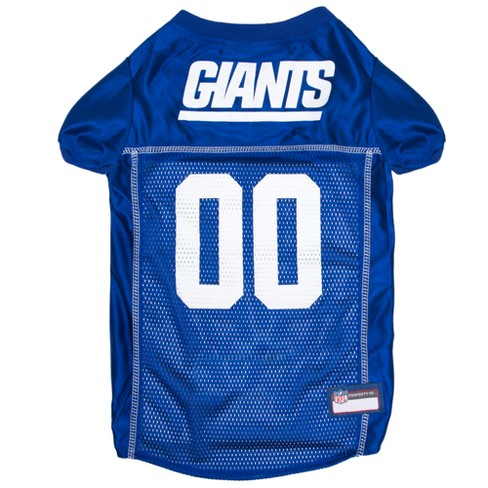 0cacda55d NFL Pets First Mesh Pet Football Jersey - New York Giants   Target
