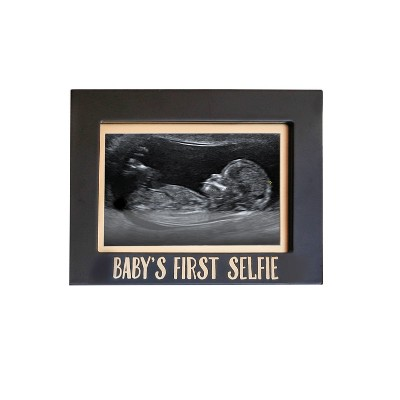"Pearhead Keepsake Picture Frame - ""Baby's First Selfie"""