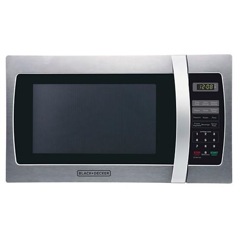 BLACK+DECKER 1.3 cu ft 1000 Watt Microwave Oven - image 1 of 3