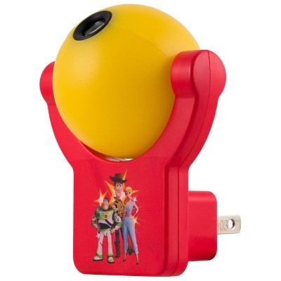 Disney Pixar Toy Story 4 Projectable LED Nightlight