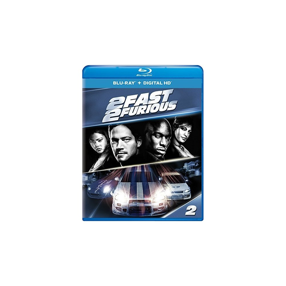 2 Fast 2 Furious (Blu-ray + Digital)