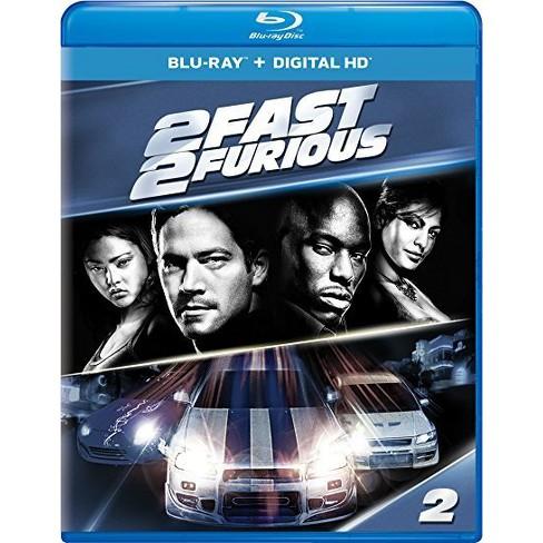 2 Fast Furious Blu Ray Digital Target