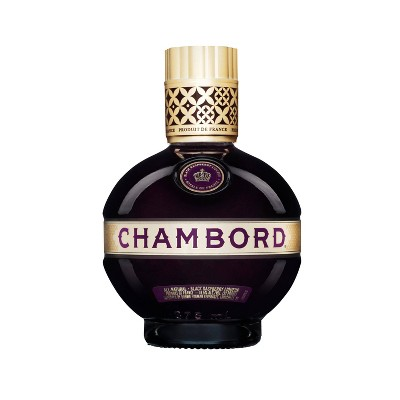 Chambord Black Raspberry Liqueur - 375ml Bottle