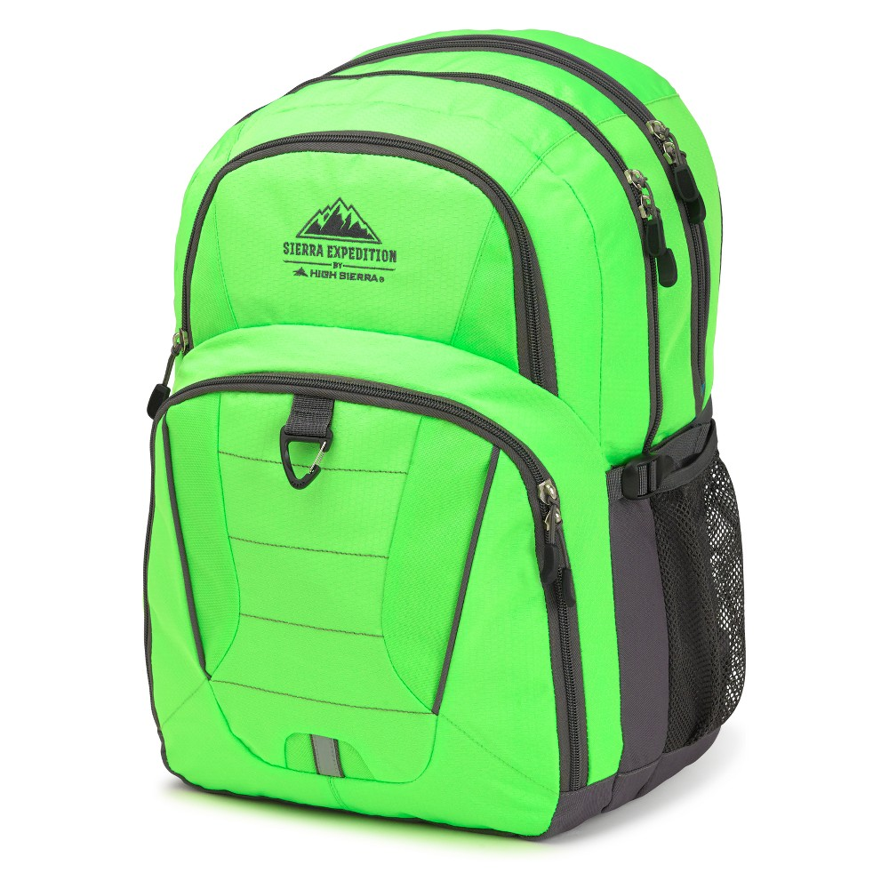 "Image of ""Sierra Expedition 18.5"""" Cymba Backpack - Lime, Green"""