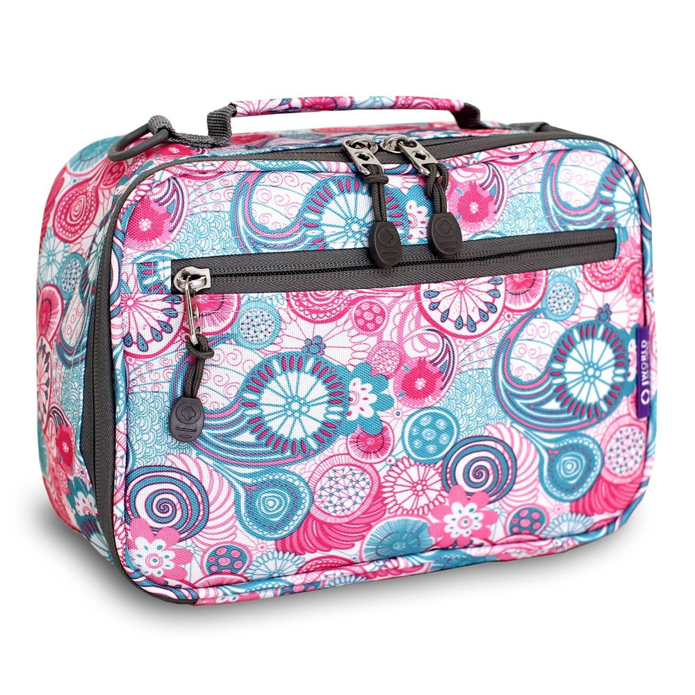 J World Cody Lunch Bag With Shoulder Strap Blue Raspberry