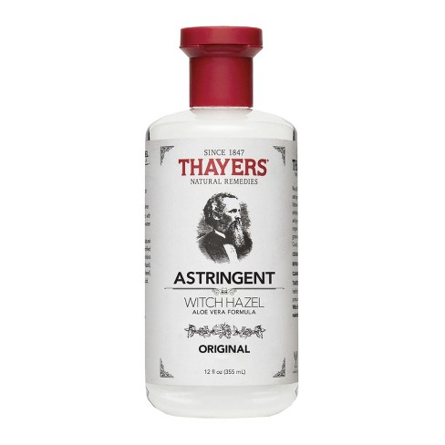 Thayers Witch Hazel Astringent with Aloe Vera Original - 12oz - image 1 of 3