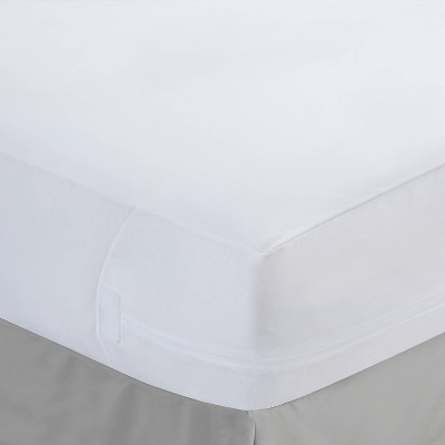 Easy Care Mattress Protector with Bed Bug Blocker - Fresh Ideas