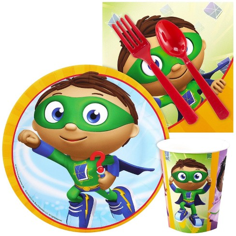 16ct Super WHY! Snack Pack - image 1 of 1