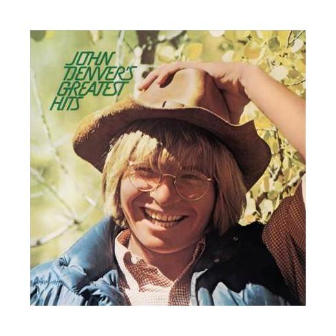 John Denver - John Denver's Greatest Hits (Vinyl) - image 1 of 1
