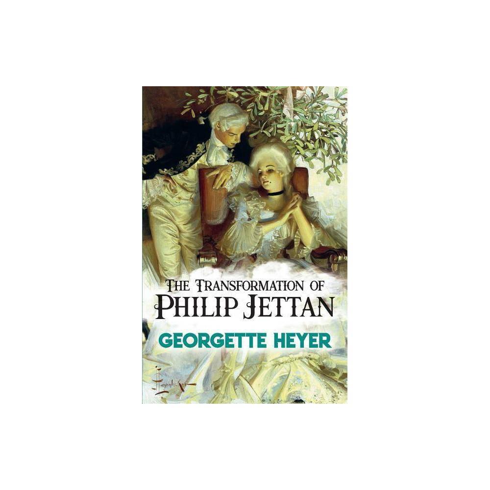 The Transformation Of Philip Jettan By Georgette Heyer Paperback