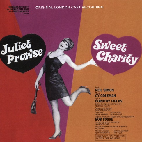 Juliet prowse - Sweet charity (Ocr) (CD) - image 1 of 1