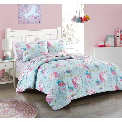 Unicorn Frenzy Bed in a Bag - Heritage Club