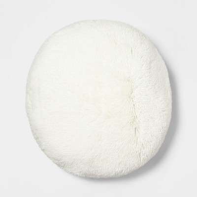 Faux Fur Floor Pillow - Pillowfort™