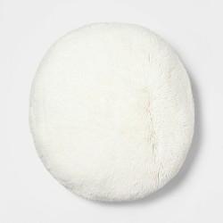 Faux Fur Floor Pillow - Pillowfort™