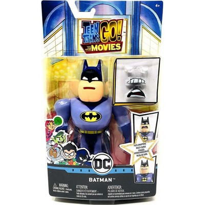 to The Movies Face-Swappers Superman Figure DC Comics Teen Titans Go