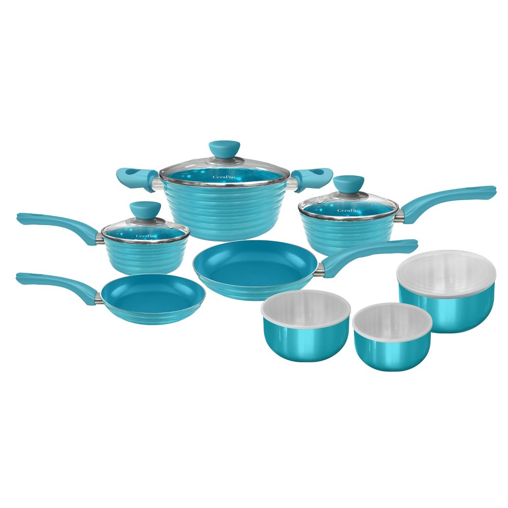 Image of CeraPan Beehive 14pc Set - Blue