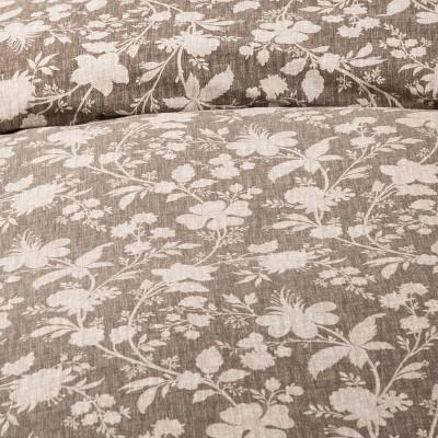 Family Friendly Floral Duvet Cover & Pillow Sham Set Natural - Threshold™ : Target