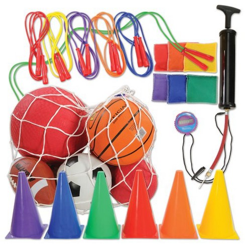 Kaplan Early Learning Company Physical Development Kit for Preschool - image 1 of 1
