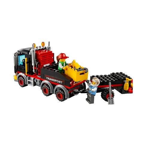 Lego City Great Vehicles Heavy Cargo Transport 60183 Target