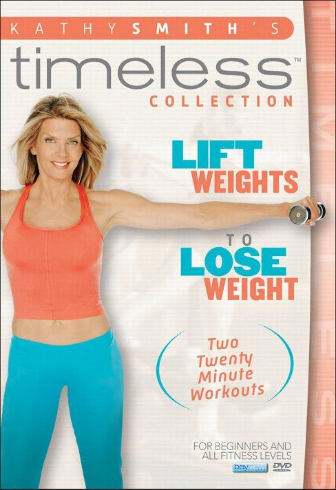 Kathy smith:Lift weights to lose weig (DVD) - image 1 of 1