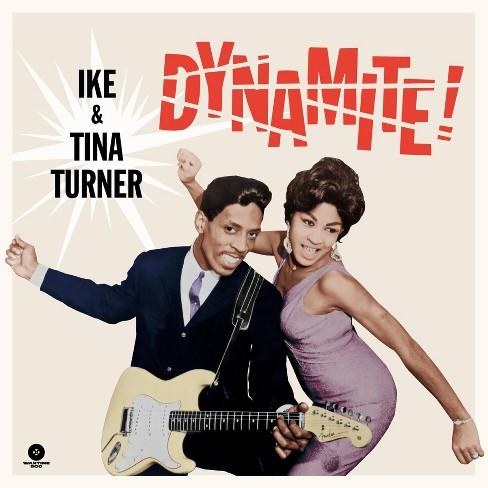 Turner ike & tina - Dynamite  4 bonus tracks  lp (Vinyl) - image 1 of 1