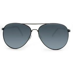 Men's Polarized Aviator Sunglasses - Goodfellow & Co™