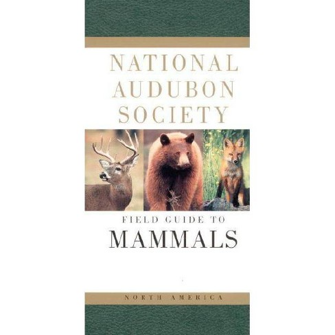 National Audubon Society Field Guide to North American Mammals - 2 Edition (Hardcover) - image 1 of 1