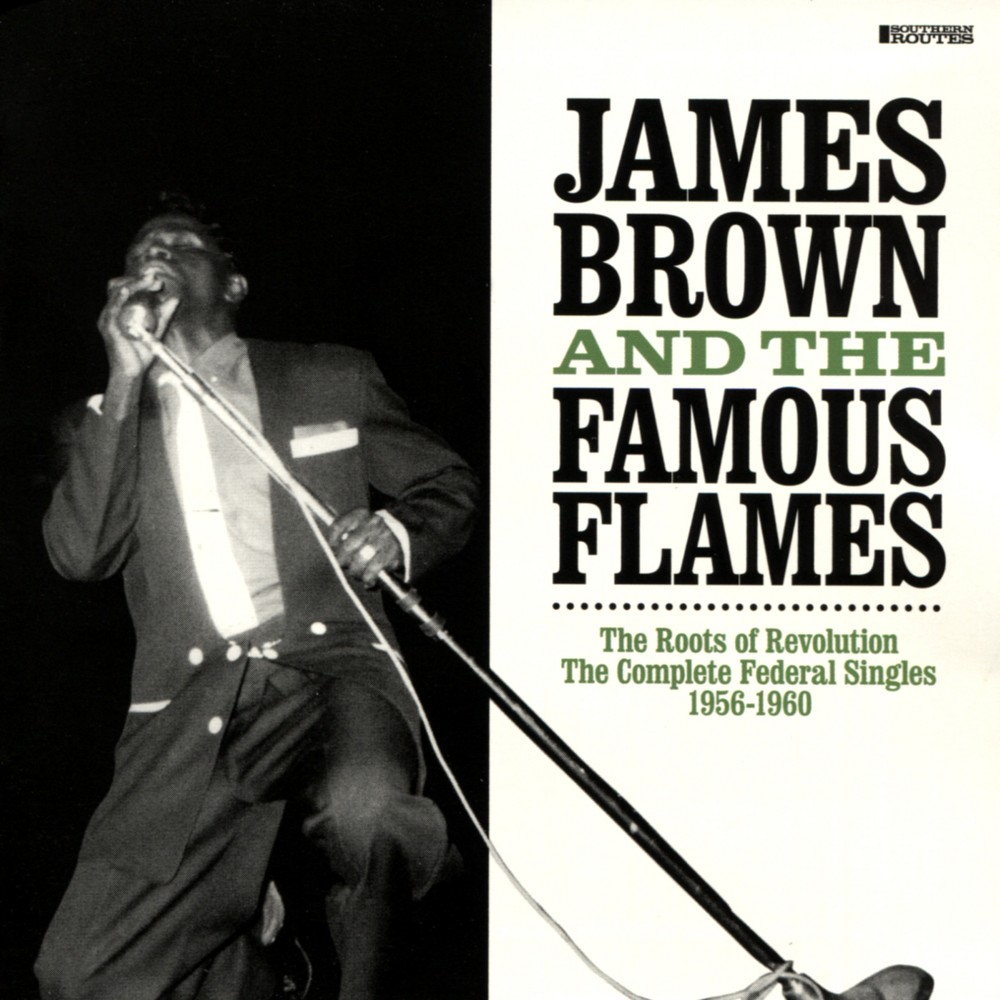 James Brown - Roots Of Revolution (CD)