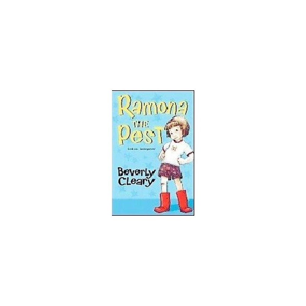 Ramona the Pest (Reprint) (Hardcover) (Beverly Cleary)
