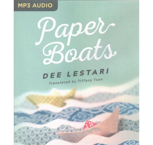Paper Boats (MP3-CD) (Dee Lestari) - image 1 of 1
