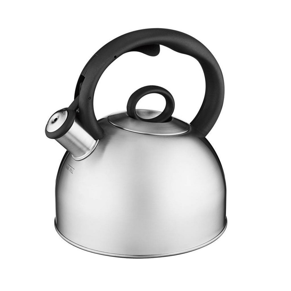 Image of Cuisinart Stovetop Teakettle - Stainless, Silver