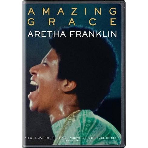Amazing Grace (DVD) - image 1 of 1