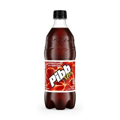 Pibb Xtra Cherry Soda - 20 fl oz Bottle