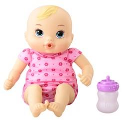 Baby Alive Luv N Snuggle Baby Doll Blonde