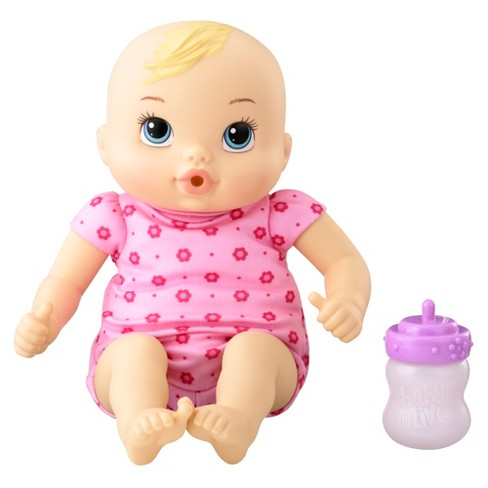 outlet store 5cd2f 0caf4 Baby Alive Luv N Snuggle Baby Doll Blonde
