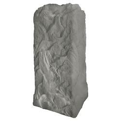"Emsco 37.25"" Resin Monolith River Rock Statuary"