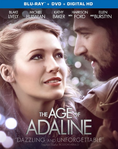 The Age of Adaline [Includes Digital Copy] [Blu-ray/DVD] - image 1 of 1