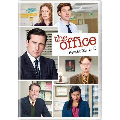 The Office: Seasons 1-5 (DVD)