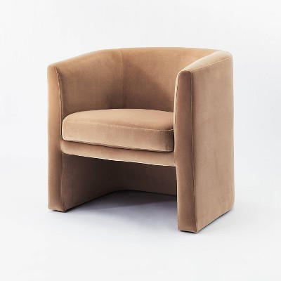 Vernon Upholstered Barrel Accent Chair - Threshold™ designed with Studio McGee