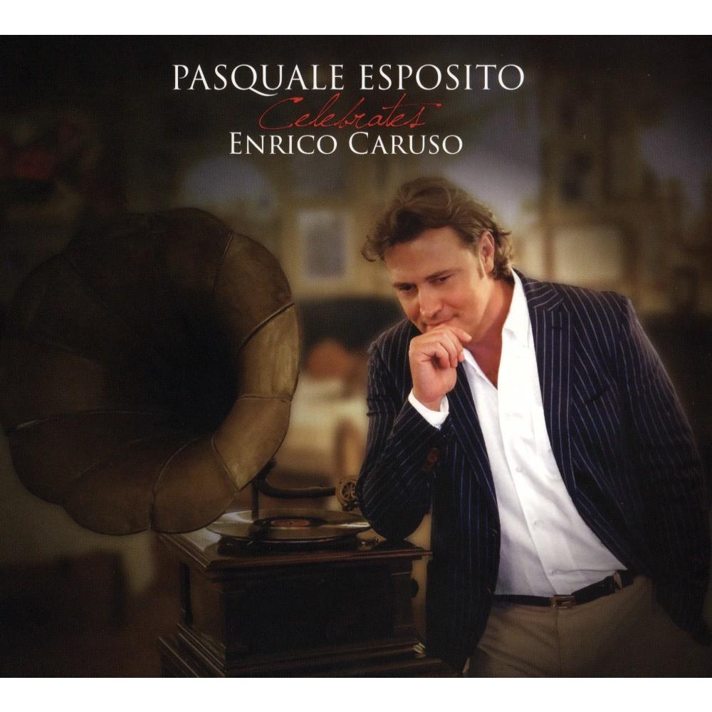 Pasquale esposito - Pasquale esposito celebrates enrico c (CD)