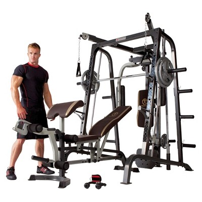 Marcy smith machine cage home gym system md g target