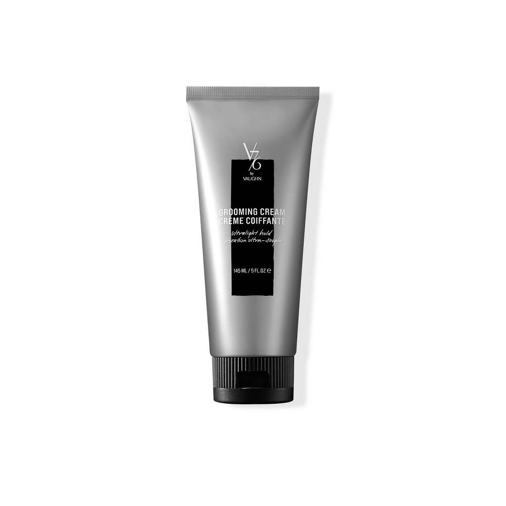 V76 by Vaughn Grooming Cream Ultralight Hold Ultimate Groomer for Men - 5 fl oz, Gray