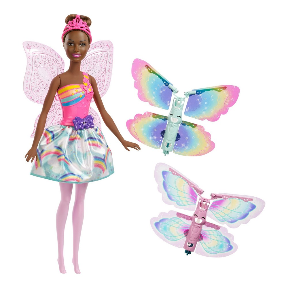 Barbie Dreamtopia Flying Fairy Nikki Doll