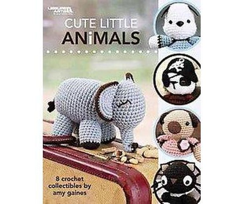 Cute Little Animals (Paperback) - image 1 of 1