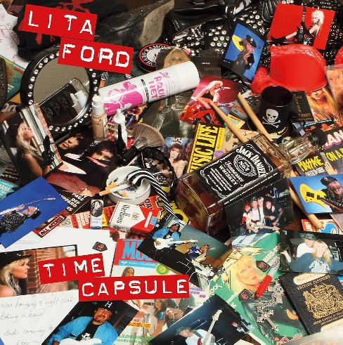 Lita Ford - Time Capsule (CD) - image 1 of 1