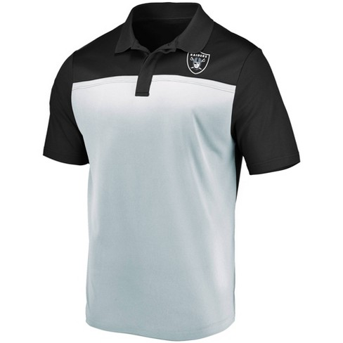 NFL Oakland Raiders Men's Spectacular Polo T-Shirt - image 1 of 3