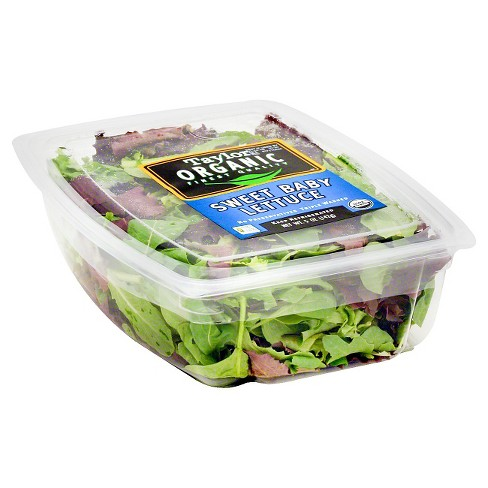Taylor Farms Organic Sweet Baby Lettuce - 5oz Package - image 1 of 1