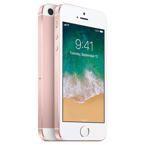 Apple Iphone Se 16gb Rose Gold Target
