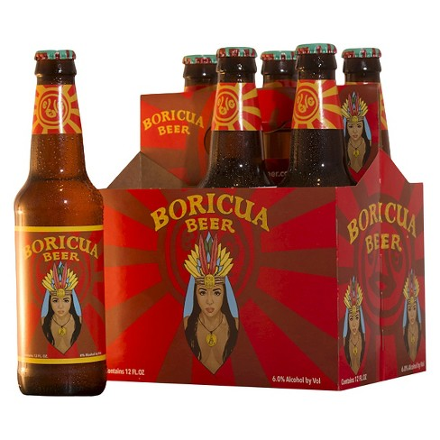 Boricua Beer® Ale - 6pk / 12oz Bottles - image 1 of 2